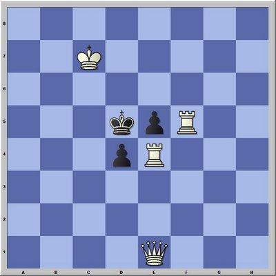 Шахматы решение задач мат в 2 хода задачи и решений по массиву